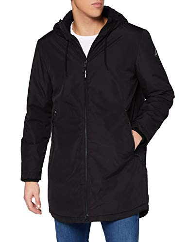 Replay Herren M8086 .000.83812 Anorak, 98 Black, L