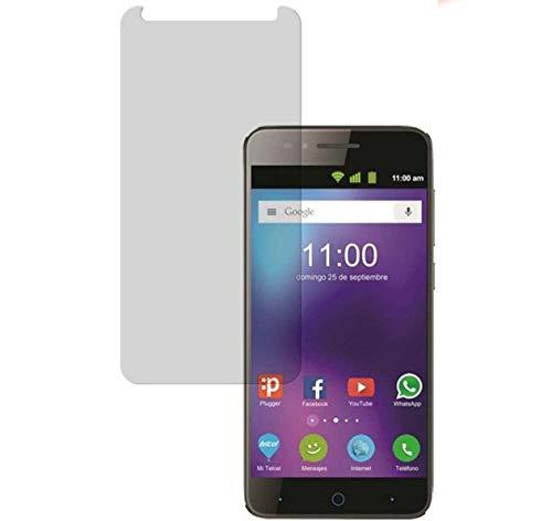 Tumundosmartphone Protector Cristal Templado para ZTE Blade A610 Plus Vidrio