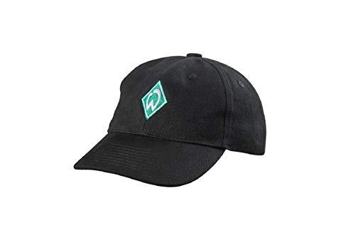 Werder Bremen Raute Cap (one Size, schwarz)