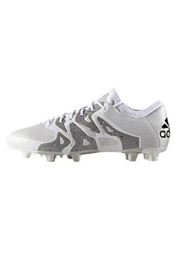 Adidas Herren Performance X 15.1 FG AG Fußballschuhe Leather Leder B32783 blau NEU & OVP Gr. 40
