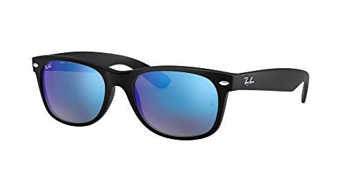 Ray-Ban - New Wayfarer, occhiali da sole, 52 mm (modello RB2132) No Especificado No especificado