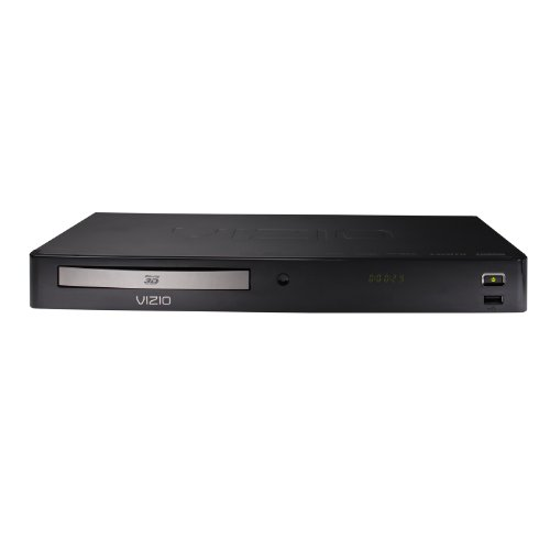 Why Choose VIZIO VBR133 3D Blu-ray player with Internet Applications