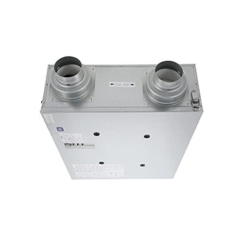 Product Image of the Panasonic FV-10VE2 Intelli-Balance 100 Balanced Air Solution ERV, 50-100 CFM, Temperate Climate