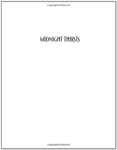 Download Midnight Thirsts: Erotic Tales: Erotic Tales of the Vampire 0758206631