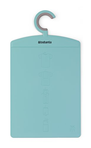 Brabantia Folding Board, Shirt Board, Laundry Board, Folding Help, Laundry Folding Board, Mint, 105722