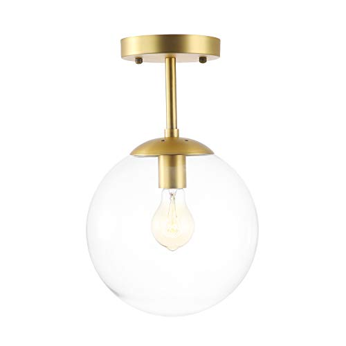 Light Society Zeno Globe Semi Fl...