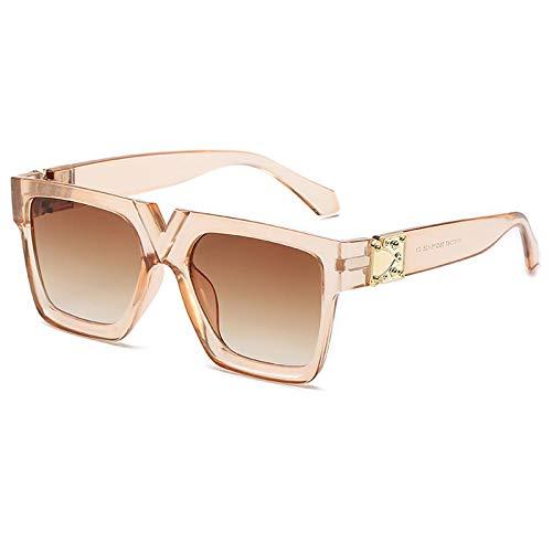 Fasion Sunglasses Occhiali da Sole Occhiali da Sole Oversize di Lusso Occhiali da Sole da Donna Occhiali da Sole Economi