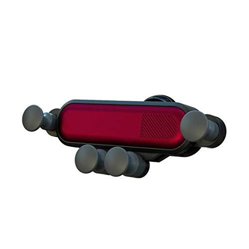 Soporte universal del teléfono móvil del coche Soporte de ventilación de aire en el soporte de gravedad del coche sin soporte magnético del teléfono celular para Smartphone