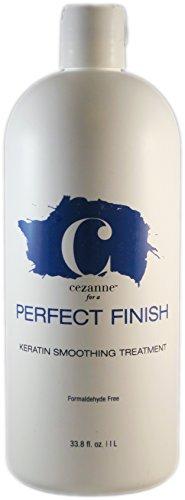 Cezanne Perfect Finish Keratin Smoothing Treatment 32 Oz (946 ml)