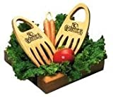 Alaska Bear Claw Pasta & Salad Server Grabbers