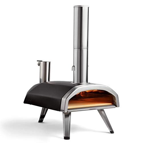 Ooni Fyra 12 Wood Fired Outdoor Pizza Oven –...