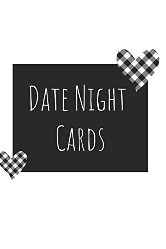Date Night Cards: A Book with over 230 Cut Out Date Cards for Date Night Ideas | With Bonus Gift Giving and Shake it Up Cards