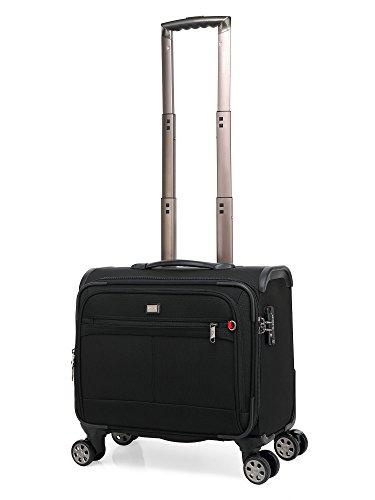 クロース(Kroeus)ソフトキャリーバッグ スーツケース 機内持込 小型 ビジネス TSAロック搭載 4輪 ネーム...