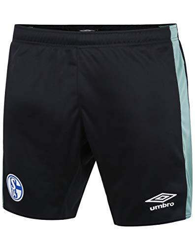 UMBRO FC Schalke 04 3. Short 20/21 Kinder schwarz - YL