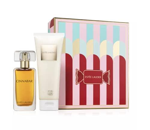 Estee Lauder Cinnabar Exotic Duo Gift Set, Eaude Parfum & Body Lotion