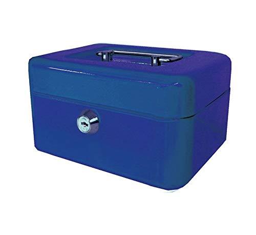 BTV Serie Einsparungen–Box Geldkassette 1290x 200x 160blau