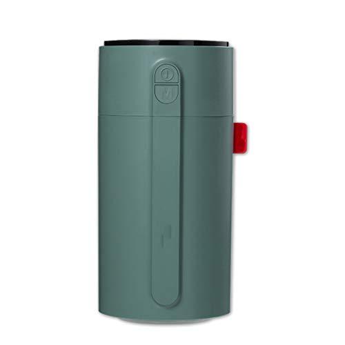 Mini humidificador 800Ml difusor de aromaterapia inalámbrico humidificador 2000Mah batería Recargable difusor de Aceite Esencial Aire