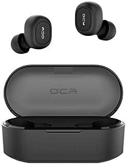 32589fdf50c QCY T2C TWS BT5.0 Wireless Earphones with Dual Mircophone 3D Stereo  Bluetooth Headphones For