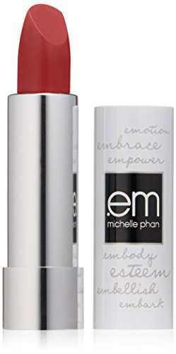 em michelle phan Lip Gallery Creamy Color Classic Lipstick, Be Mine
