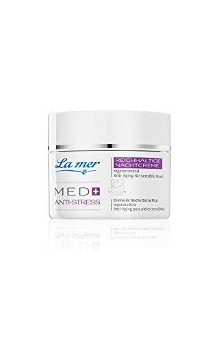 MED Stress-Balance Cream Night fragrance-free