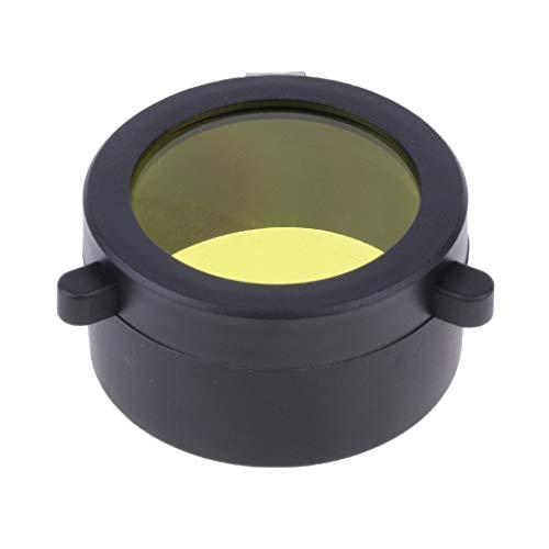 D DOLITY Objektiv Okularabdeckung Cap Gummiabdeckung Staub-, Regen- und Schneefestigkeit, Schnellverschluss - 38 mm