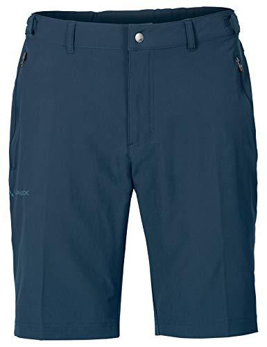 VAUDE Herren Hose Men's Farley Stretch Bermuda, schnelltrocknend, elastisch, baltic sea, 52, 403753340520