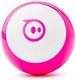 Sphero Mini App-Enabled Programmable Robot Ball - STEM Educational Toy for Kids Ages 8 & Up - Drive, Game & Code with Sphe...