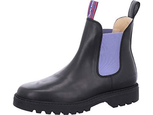 Blue Heeler Chelsea Boot Jackaroo black-sky 42