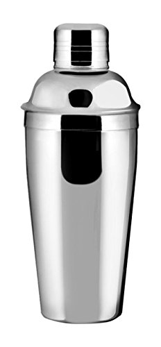 Home Shaker Cocktail, 700 ml, Acciaio Inossidabile, 10x10x24 cm