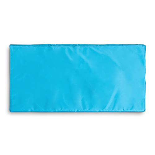 Hauck Kinderreisebett Dream N Play / inklusive Einlageboden und Tasche / 120 x 60cm / ab Geburt / tragbar und faltbar, Wasser (Blau) - 17