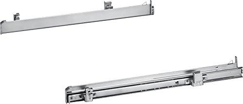 Bosch HEZ538000 - Accesorio para hornos (1 compartimento telescópico, independiente, acero inoxidable)
