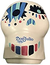 Don Julio Special Edition Rare 10 Ounce Ceramic Skull Mug (Set of 6)