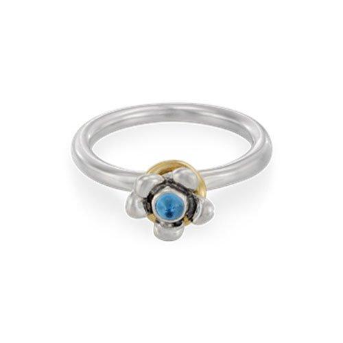 PANDORA Damen-Ring Sterling-Silber 925  19123BTP-56