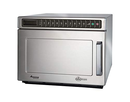 1800 Watt Commercial Heavy Volume Microwave Oven