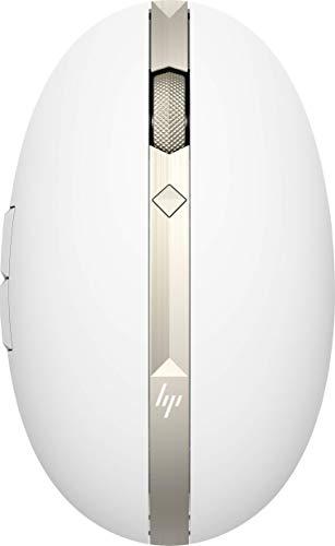 HP Spectre 700 - Ratón Recargable, Blanco