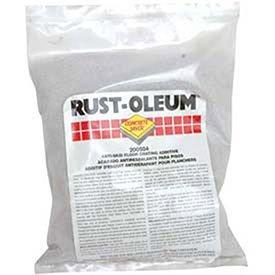 Rust-Oleum 200 Concrete Saver Anti-Skid Floor Coating Additive, 1 Pound - Lot of 4