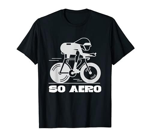 Triathlon Vélo de triathlon avec contre-la-montre T-Shirt