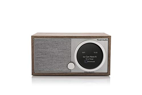 Tivoli Audio Model One Digital+ FM/Dab+ Radio Bluetooth WiFi Nero/Nero