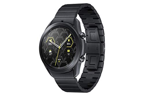GalaxyWatch345mmTitan/ブラック[Galaxy純正国内正規品]SM-R840NTKAXJP