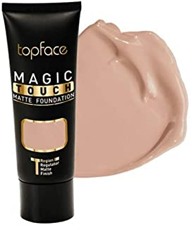 TopFace Magic Touch Matte Foundation No 5