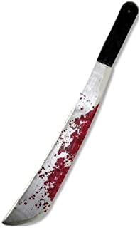 Friday the 13th Costume Accessory, Mens Jason Voorhees Machete Style 1 by Friday the 13th