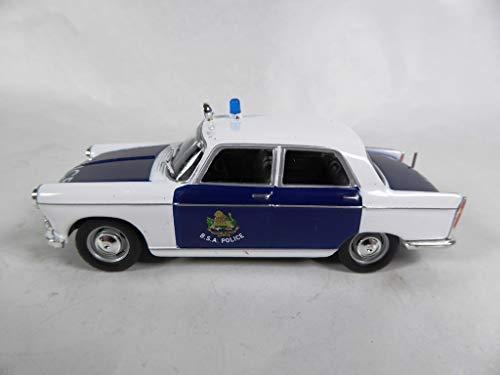 OPO 10 - Colección de Coches de la policía Mundial Peugeot 404 1/43 - Reino Unido (PM46)
