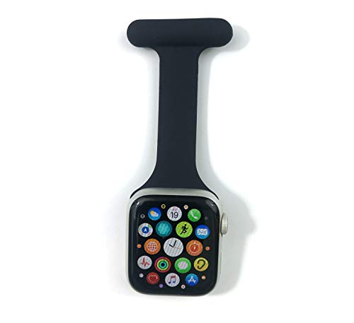Preisvergleich Produktbild Schwarze Anstecknadel für Apple Watch für Sanitäter