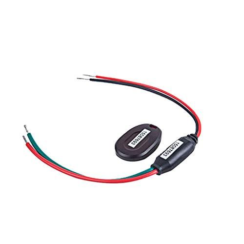 Soulitem RF-auto-startonderbreker, diefstalbeveiliging, autoveiligheidsslot alarm, auto-elektronica