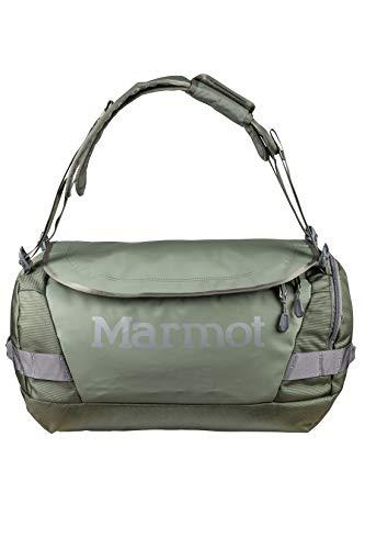 Marmot Long Hauler Duffel Small Sac de Voyage Robuste Crocodile/Cinder FR : S (Taille Fabricant : 35 L)