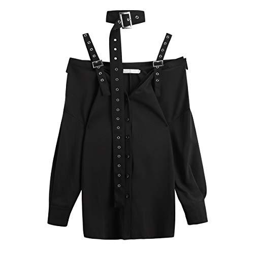 packitcute long sleeve shirt women
