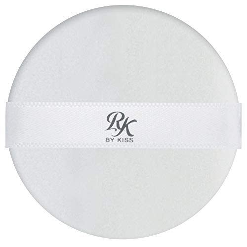 Esponja Para Pó Compacto Redonda, Rk By Kiss