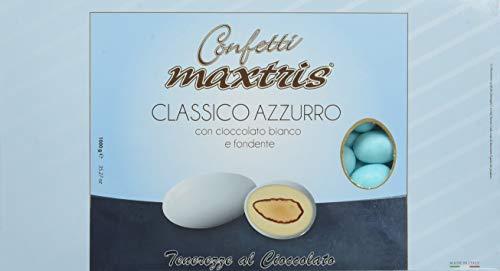 MAXTRIS   Confetti  CLASSICO AZZURRO  2 Kg