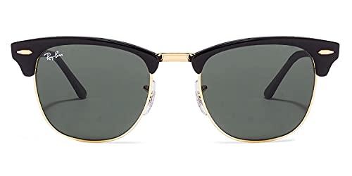 Ray-Ban Rb3016Club Master Gafas de sol 51mm Schwarz (W0365) 51 mm