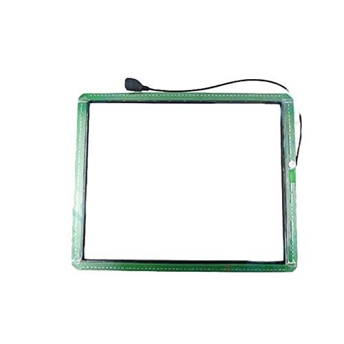 TX GIRL Multi Infrarot Touch Panel Monitor Mit RS 232. Stecker Wasserdichter Computermonitor Touchscreen-Anzeige (Color : 22 inch)